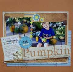 1st Pumpkin Patch