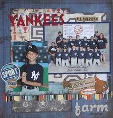 Yankees - Farm League