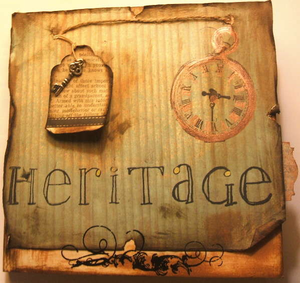 HERITAGE [cover]