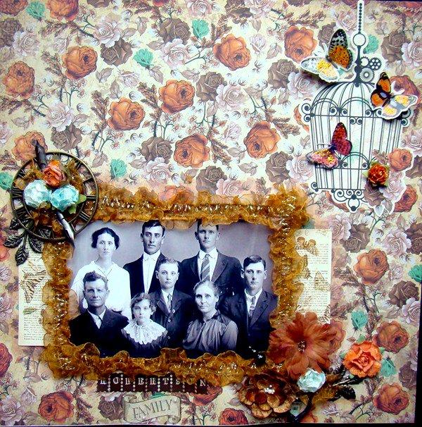 Robertson Family - Swirlydoos