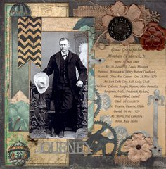 Journey - Great Grandfather
