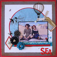 By The Sea - Scraps of Darkness