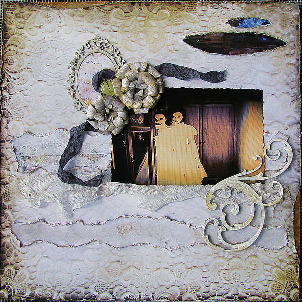 Sisters - Scraps of Darkness