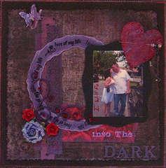 Into The Dark - Scraps of Darkness