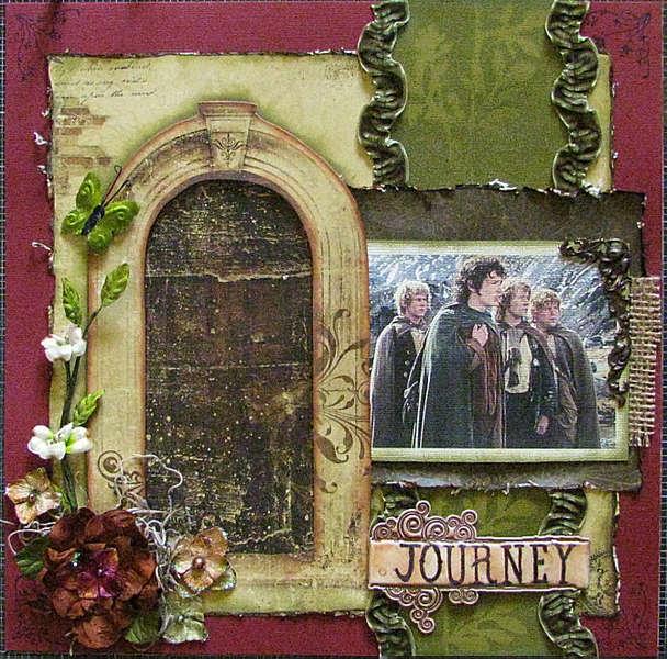 LOR#3 - Journey - Scraps of Darkness