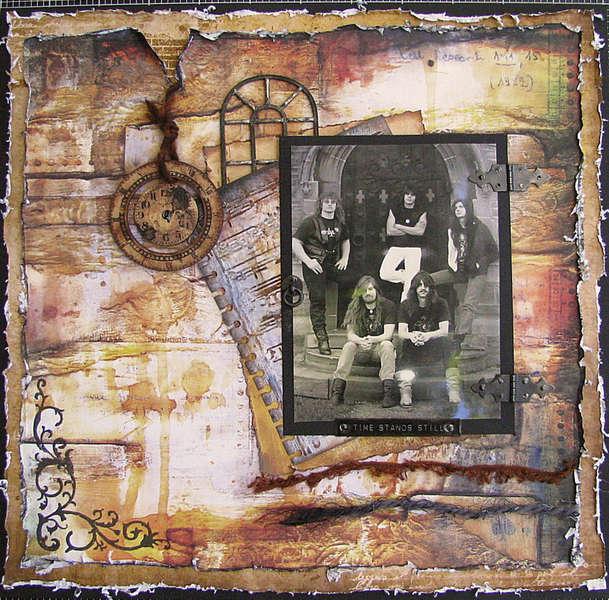 Omni Presence, 1989 - Scraps of Darkness