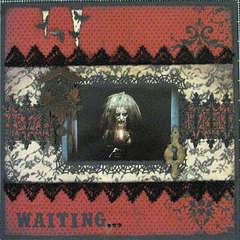 Waiting - Scraps of Darkness