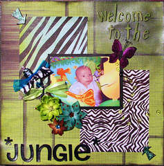 Welcome to the Jungle - Scraps of Darkness