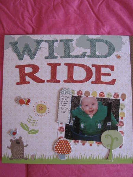 WILD RIDE PART1