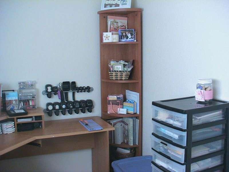My Scrap/Stamp room