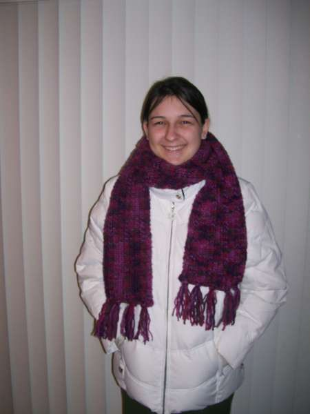 My sister's scarf
