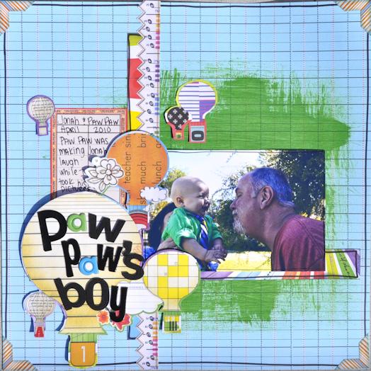 Paw Paw's Boy