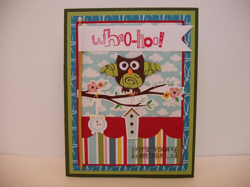 Owl Birthday