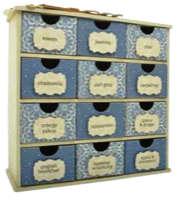 Drawer Storage Unit