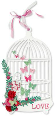 Traditional Bird Cage