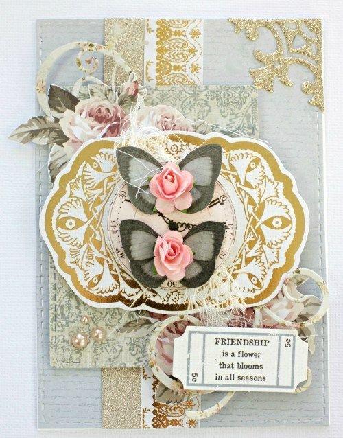 Romantique Card