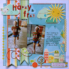 Always -- Happy and Free