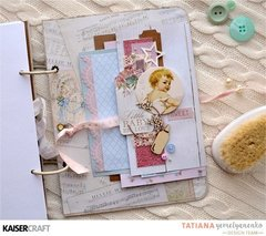 Baby Journal Page