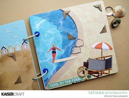 Summer Splash Mini Album by Tatiana