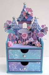 Fairy Jewellery Drawers