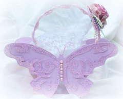 Butterfly Purse **Flying Unicorn**