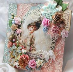 A   Ladies Diary Mini Album