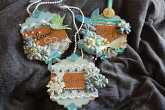 Shabby Chic - tags