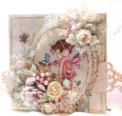 Christmas Card  *Flying Unicorn*