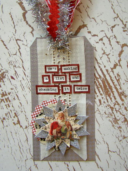 Making a List tag