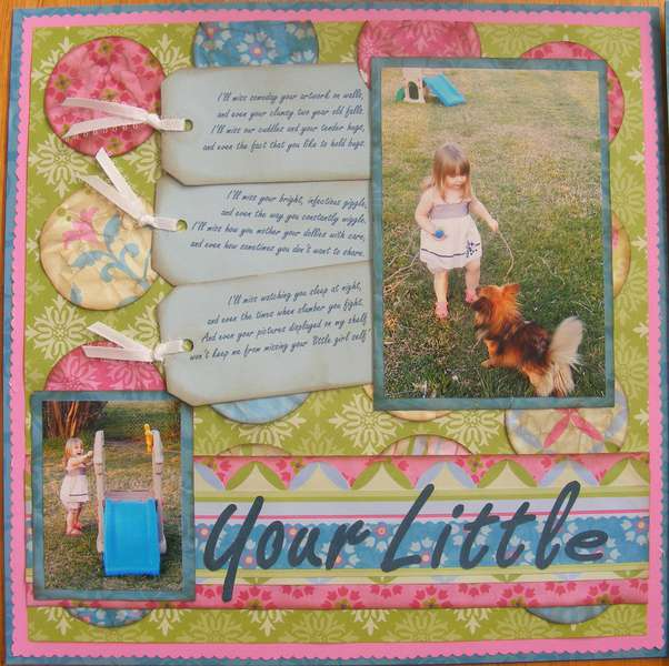 Your Little Girl Self Page 1