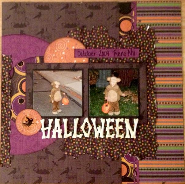 Happy Halloween Page 2