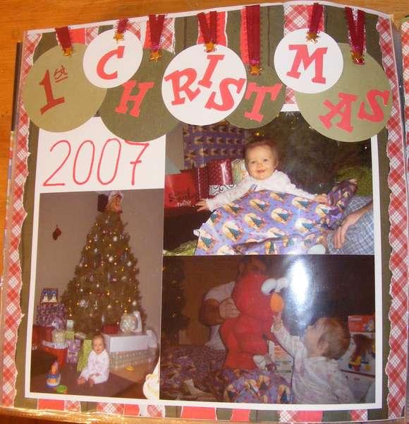 Christmas 2007 Page 1