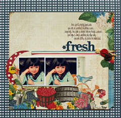 Fresh *Webster's Pages*