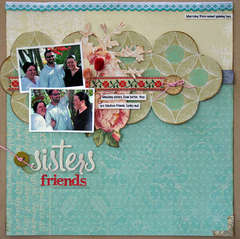 Sisters, Friends *Webster's Pages*