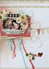 Lucky 2 have you!