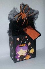 Halloween Sizzix Gable Treat Box