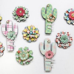 Magnets photo play mad 4 plaid