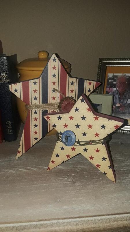 Foundation Decor Stars