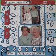 Memorial Day Family Reunion