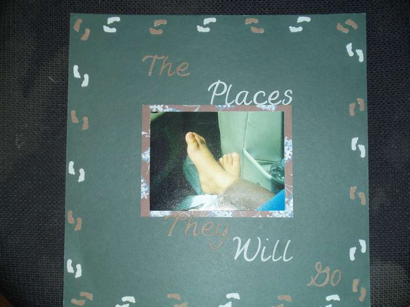 The Places They Will Go