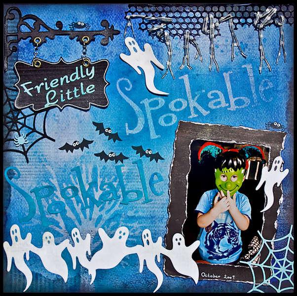 Friendly Little Spookable