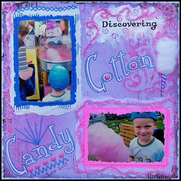 Discovering Cotton Candy