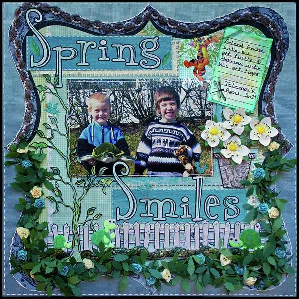 Spring Smiles