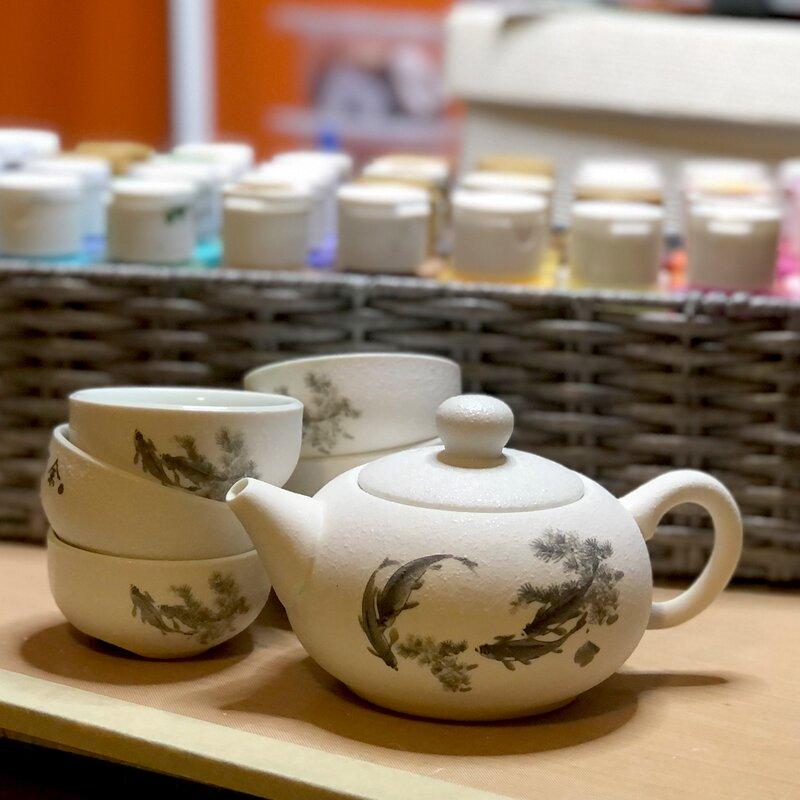 #3 T Teapot