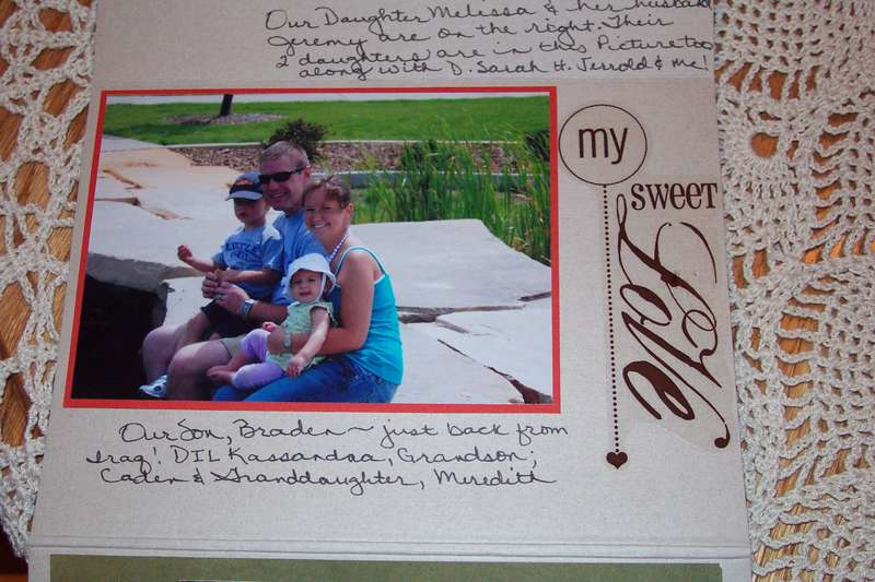 Braden, Kassandra and Family