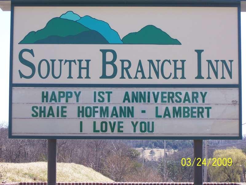 1 yr wedding anniversary surprise!!!