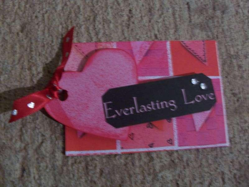 Valentine ATC - Mystery Swap