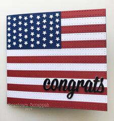 Congrats U.S. Citizens!