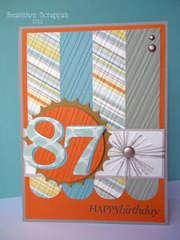 Happy 87th!