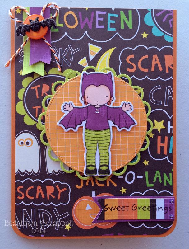 Sweet Halloween Greetings